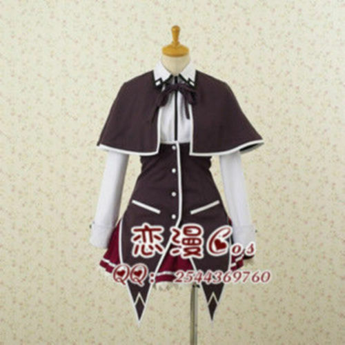 Cosplay Gremory High School dxd Rias Cosplay Anime Cos