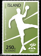 London Summer Olympics mnh stamp 2012 Iceland #1271