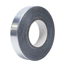 Alu Klebeband 50mm breit 25m Rolle Aluband Aluminium Band Aluminiumklebeband