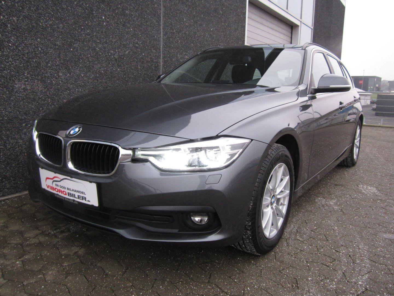 BMW 320d 2,0 Touring Executive aut. 5d - 369.500 kr.