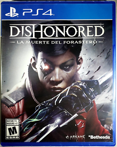 Dishonored-The-Death-of-the-Outsider-PS4-Sony-PlayStation-4-2017-Brand-New
