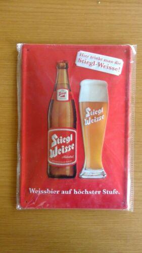 Original Stiegl Blechschild NEU/&OVP 20 x 30 cm