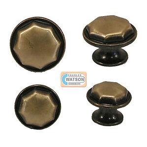 29mm 35mm laiton ancien cercle poign e bouton porte placard cuisine ebay. Black Bedroom Furniture Sets. Home Design Ideas