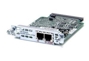 Cisco-VIC2-2FXO-Voice-Card-For-2811-2821-2851-3725-3745