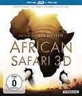 African Safari 3 D Blu Ray Doku