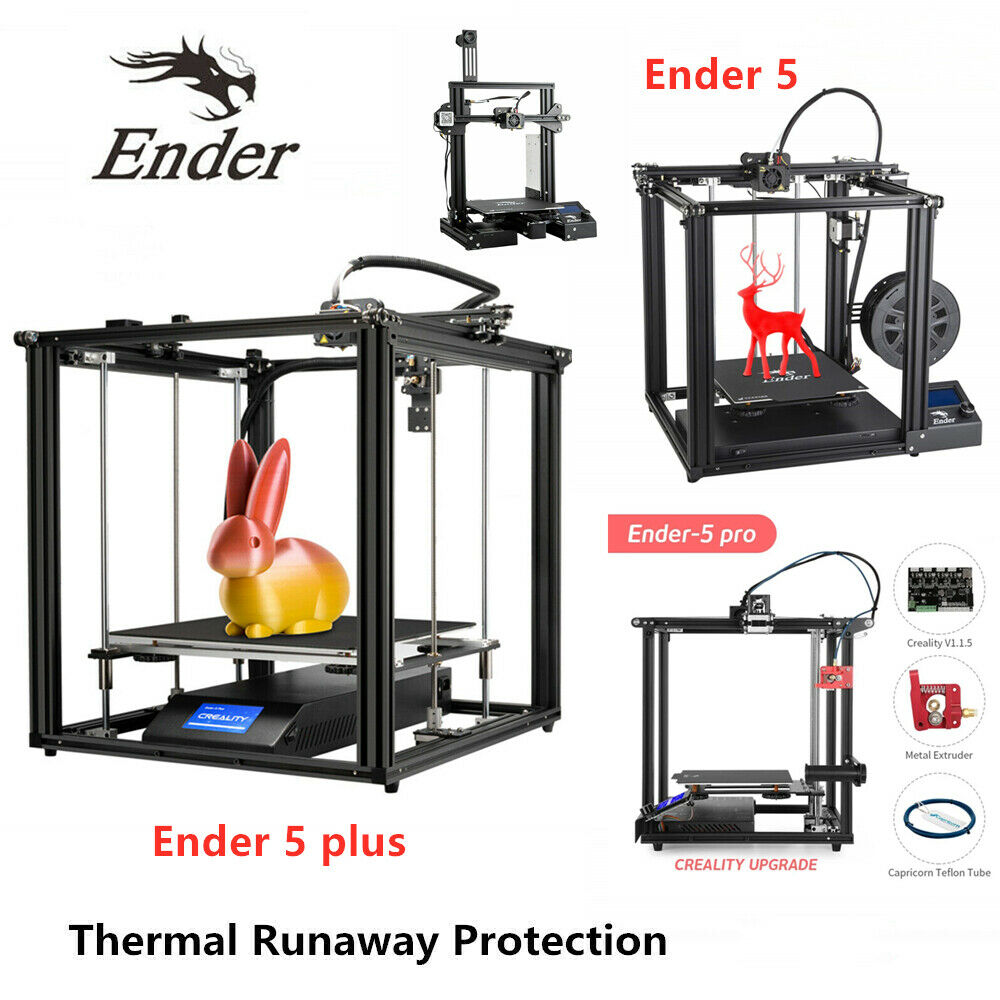 Offical Creality 3D Ender Series Ender 3/3 Pro 5/5 Pro Ender 5 Plus 3D Printers Creality ender offical plus Printers pro series