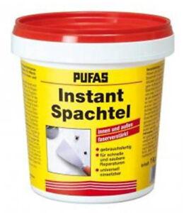 Pufas-Instant-Spachtel-1kg-gebrauchsfertige-Kunstharz-Spachtelmasse