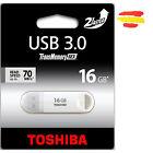 PENDRIVE 16GB TOSHIBA USB 3.0 70MB/s MEMORIA 2.0 16 GB ORIGINAL PEN DRIVE