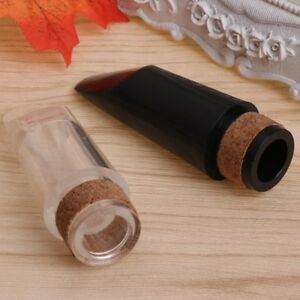 Professional-Clear-Transparent-Clarinet-Mouthpiece-Woodwind-Bolwtorch-Instrument