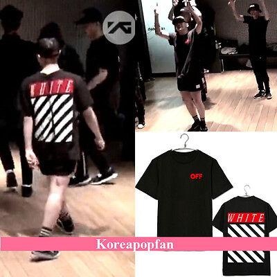 BIGBANG G-dragon GD TAEYANG MADE LOSER COTTON100% T-shirt Kpop New