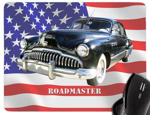 Mauspad mit Motiv Buick Auto Modelle US Car Mousepad Handauflage