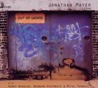 Jonathan Mayer out of Genre CD 10 Track Digipack UK First Hand 2011