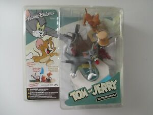 TOM-AND-JERRY-HANNA-BARBERA-SERIE-1-MC-FARLANE-TOYS-NEUF-SCELLE-2006