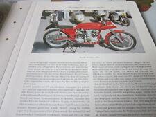 Motorrad Archiv Rennmodelle 2246 Benelli 250 dohc 1952