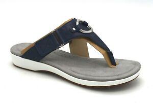 7fccbe5531ad J8106 New Women s Ariat Poolside Ocean Leather Sandal 6.5 M