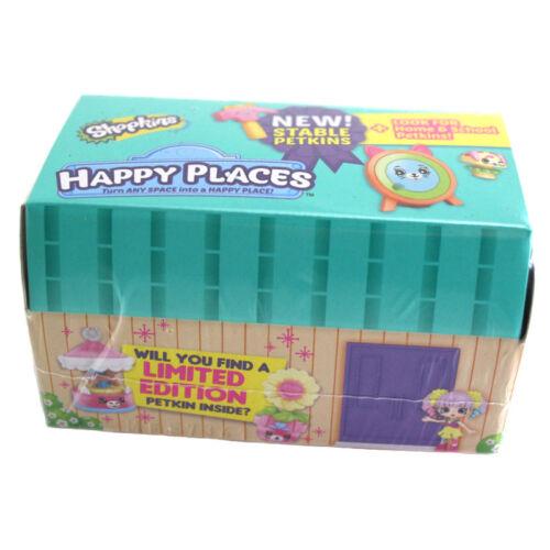 un paquet fourni Shopkins heureux des lieux de livraison pack NEUF Série 4