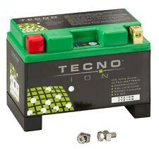 TECNO-ION Marken-Batterie YTZ5-S Lithium Ionen für Adly/Herchee Silverfox 25, 50