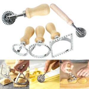 4 Stück Bunte Knödel Maker Form Teig Presse Fleischpastete Gebäck Werkzeuge
