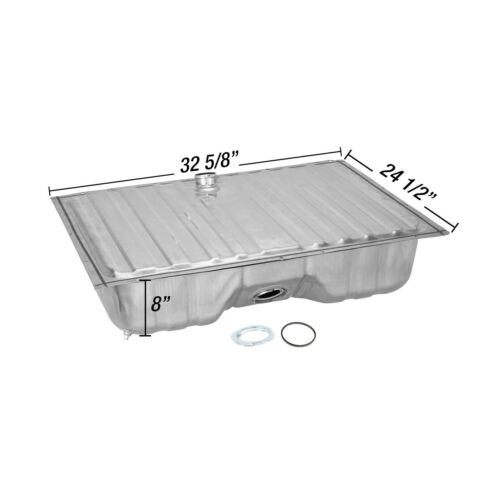 1964 65 66 67 68 MUSTANG GAS TANK KIT COMPLETE NORTH AMERICAN SPECTRA PREMIUM