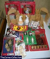 Treasure Chest Assorted Christmas Craft Kits - Ornaments, Shelf Sitters, Panels