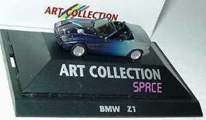 1:87 Bmw Z1 Espace Art Collection - Herpa 045018 Les Produits Sont Vendus Sans Limitations