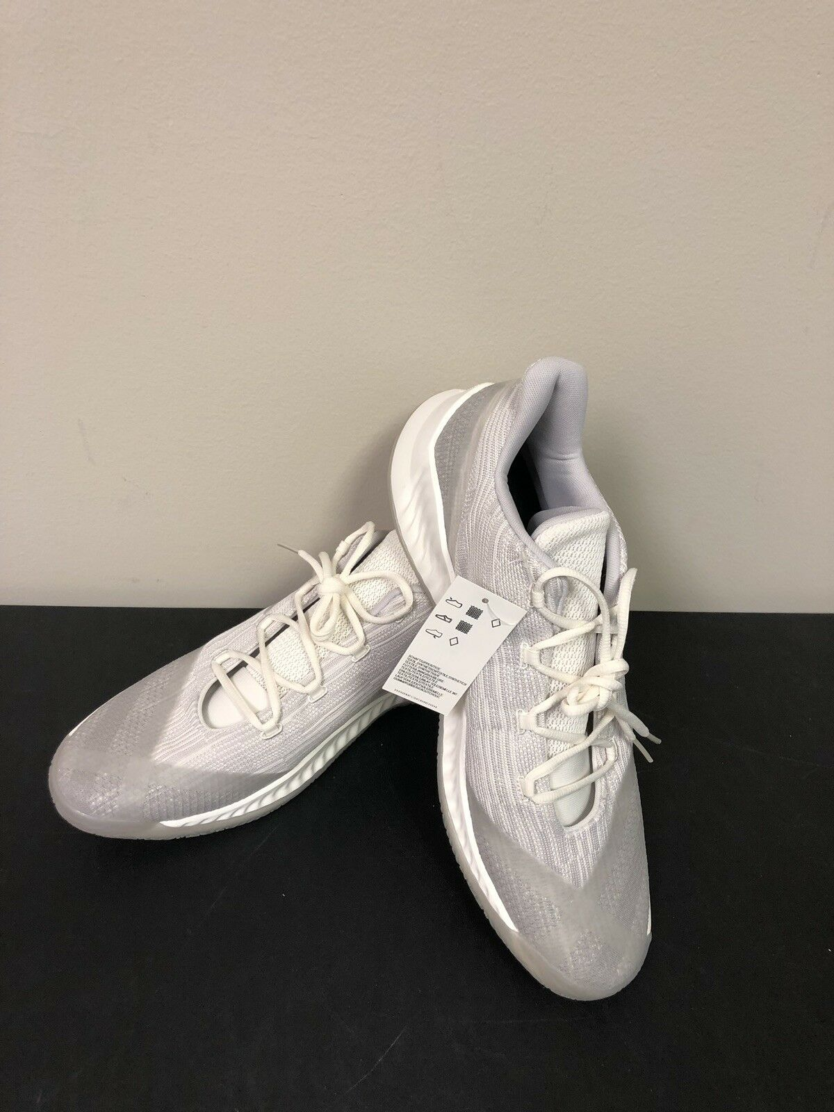 Adidas B E 2 Men's James Harden Basketball shoes Bounce US 13.5