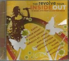 The Revolve Tour Inside Out CD 2007 Word NEW Various CCM Chicks Artists pop rock