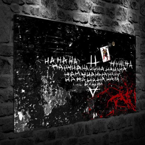 A35 Batman Joker Oil Painting HD Print Wall Decor Art on Canvas Unframed