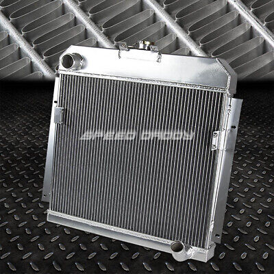 3-ROW ALUMINUM RACING RADIATOR FOR 70-73 DODGE CORONET//CHARGER//PLYMOUTH 318 5.2L