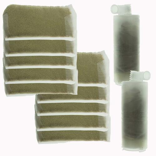 12 Filters Refill 2 Cartridges 42278 42279 42281 Fits Morphy Richards Steam Iron