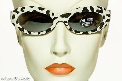 Occhiali Da Sole Asst. Tessuto Covered Stampa Animale Forma Ovale Costume Sole Negozio Online