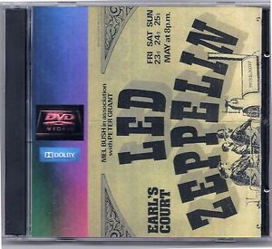 Led-Zeppelin-Concert-Day-4-May-24-1975-at-Earls-Court-2-DVD-set-Dolby-Stereo