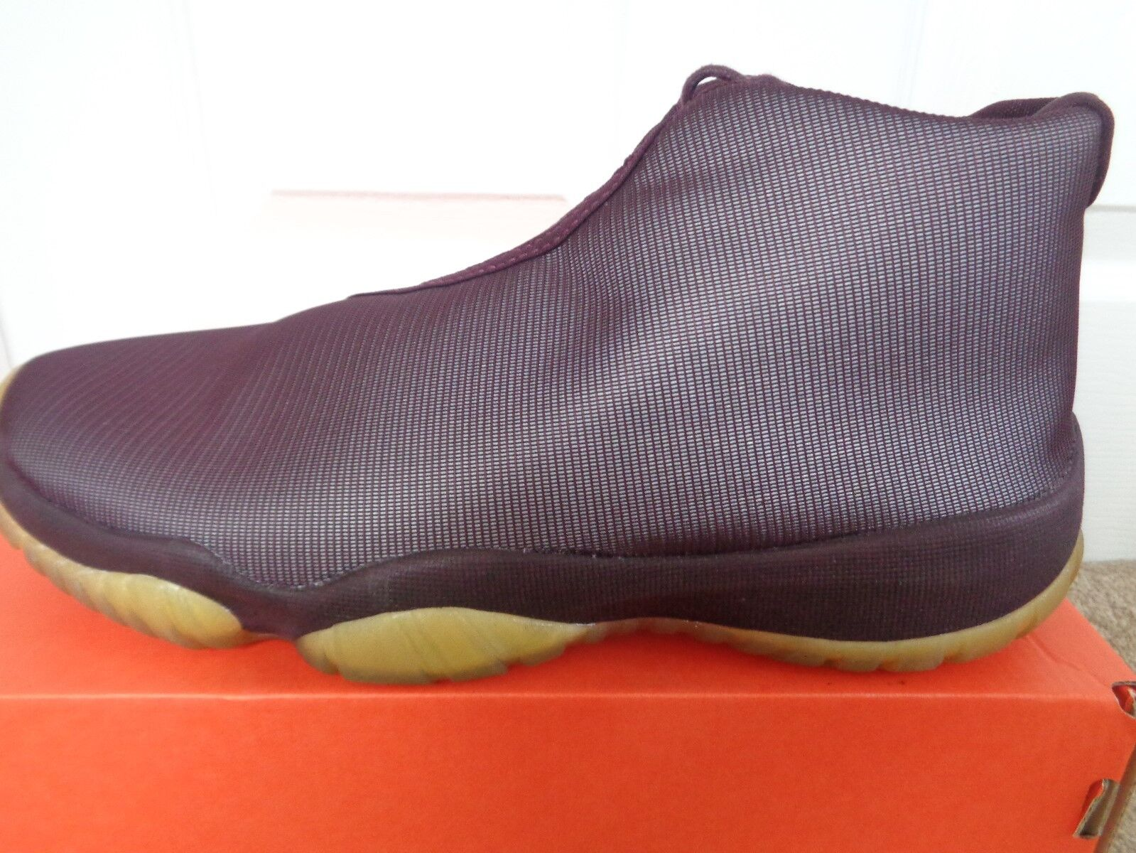 Nike Air Jordan future low trainers shoes 656503 670 uk 9 eu 44 us 10 NEW+BOX