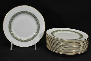Royal-Doulton-Rondelay-H5004-Set-of-12-Bread-amp-Butter-Plates