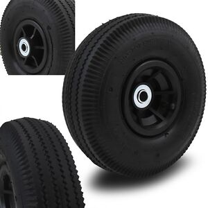 Air wheels replacement tires for hand truck dolly cart wheel kayak hub