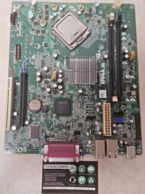 Dell Optiplex 380 R64DJ, LGA 775/Socket T Motherboard Intel @2.93 GHz