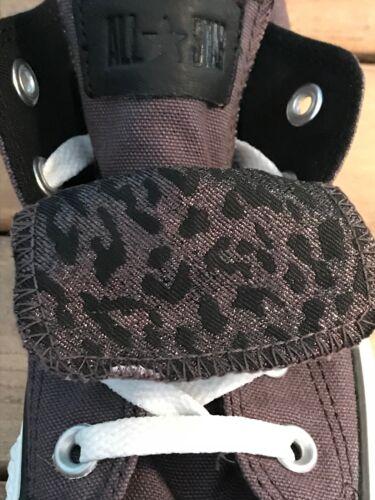 Rabbit leopard All Grey Leopard Converse metallic New Star dark Oxford FqvxcdtIw