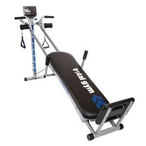 Total Gym RG3APEX APEXG3 Versatile Workout Strength Training Fitness Machine