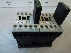 2-Piece-Siemens-3RT1016-1BB41-Murr-Elektronic-26503-Unused