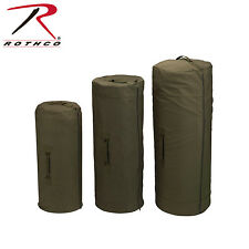 item 5 Rothco 3478   3479   3490   3488   3489   3491 Canvas Duffle Bag w   Side Zipper -Rothco 3478   3479   3490   3488   3489   3491 Canvas Duffle  Bag w  ... dfef17f06fd