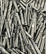 2 Lbs Solid Carbide End Mill Lot Diff Sizes Machinist New Shipment