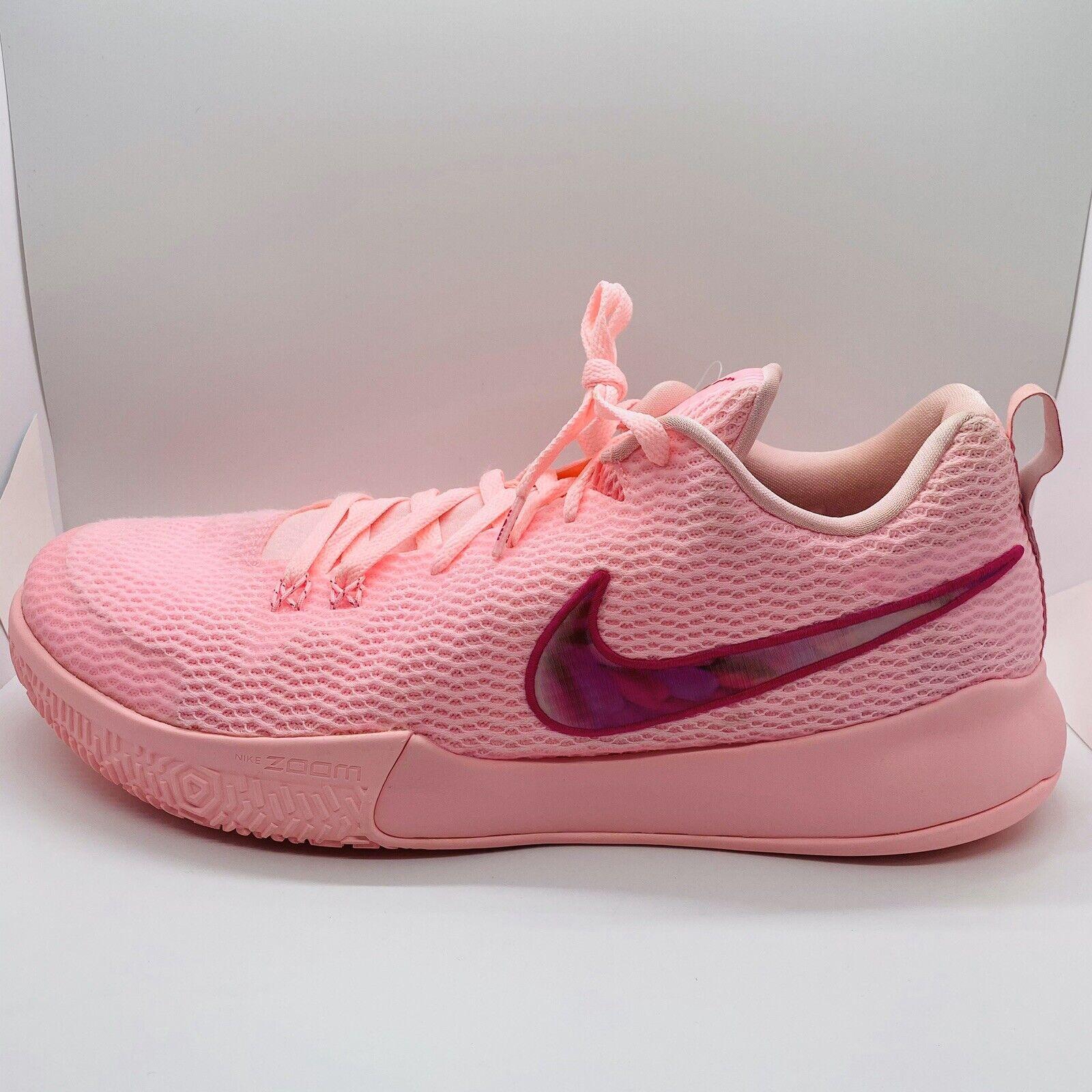 escalar freno vía  Mens Nike Zoom Live 2 BCA Breast Cancer Awareness Aj7721-605 US Size 5 Kay  for sale online | eBay