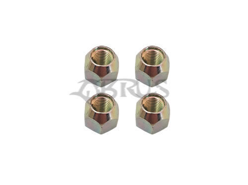 Genuine Yamaha Set of 4 Wheel Nuts to fit a Grizzly 125 Quad Bike Parts 08-11