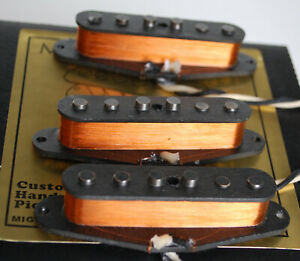 For-Stratocaster-039-59-Vintage-Pickups-Set-Hand-Wound-by-Migas-Touch-Strat-4