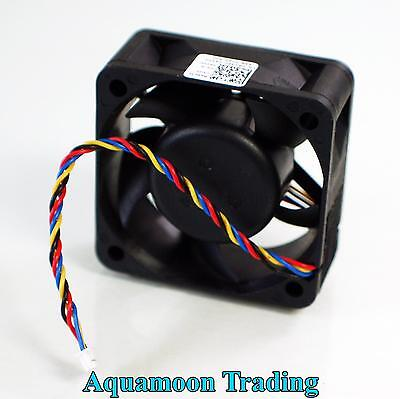 Dell Studio Hybrid 140G CPU Rear Cooling Internal Casing Cable Housing Fan R239C