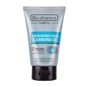 Bio-essence Men Exfoliating Facial Cleansing Gel 100g