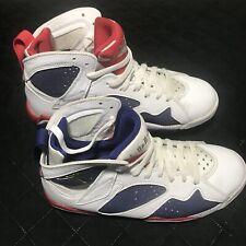 d485a1e3979 2016 Nike Air Jordan 7 VII Retro Tinker Alternate USA Olympic 304775-123 SZ  7.5