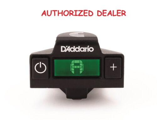 D/'Addario Planet Waves Tuner Micro Soundhole Clip In Guitar Tuner PW-CT-15