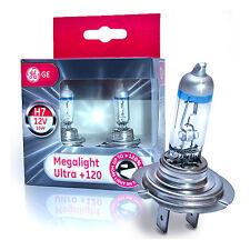 GE General Electric H7 MegaLight Ultra +120% 2er Set 58520SNU