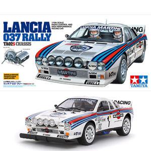 TAMIYA-RC-58654-Lancia-037-Rally-1-10-Car-Assembly-Kit